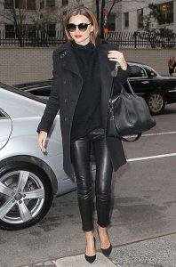 Victoria's Secret Angel, Miranda Kerr heads to a hotel on The Upper East Side after promoting the 'Fabulous' line from Victoria's Secret at the Herald Square Store in NYC. T February 26, 2013 X17online.com